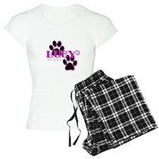 Lucy Name Pajamas