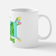 Peace Love Dog Mug