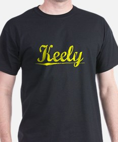 Keely, Yellow T-Shirt