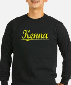 Kenna, Yellow T