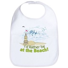 I'd rather be at the Beach! Bib