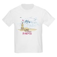 Sand Castle Princess T-Shirt