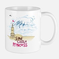 Sand Castle Princess Mug