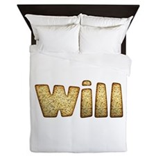 Will Toasted Queen Duvet