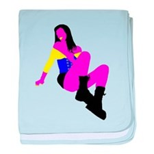 Spire Nation 5ob baby blanket