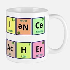 Science Teacher Small Mugs