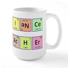 Science Teacher Mug