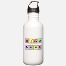 Science Teacher Water Bottle