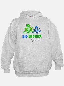 Big Brother Frogs Hoodie