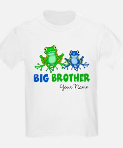 Big Brother Frogs T-Shirt