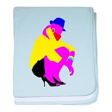 Spire Nation 12b baby blanket