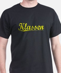 Klassen, Yellow T-Shirt