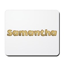 Samantha Toasted Mousepad