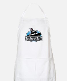Breast Cancer Awareness Tugboat Apron