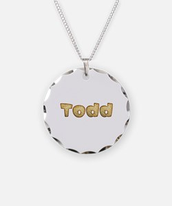 Todd Toasted Necklace