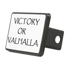 victory or valhalla Hitch Cover