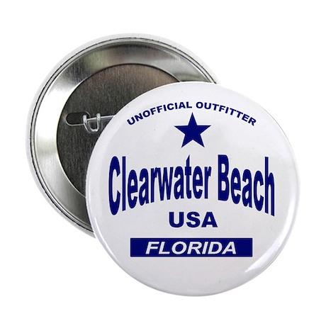Clearwater Beach Button
