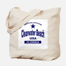 Clearwater Beach Tote Bag