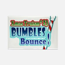 Christmas Truism Bumbles Bounce Design Rectangle M