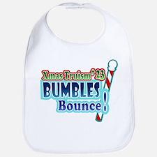 Christmas Truism Bumbles Bounce Design Bib