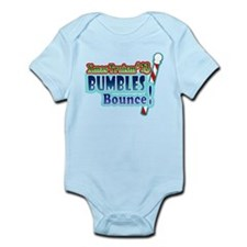 Christmas Truism Bumbles Bounce Design Infant Body