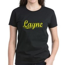Layne, Yellow Tee