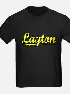 Layton, Yellow T
