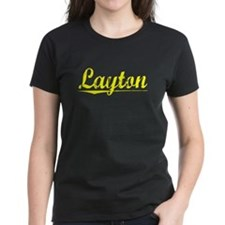 Layton, Yellow Tee