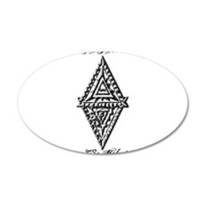 As Above So Below Fludd Wall Decal