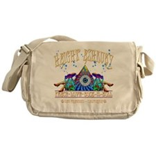 Haight Ashbury Messenger Bag