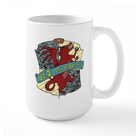 DnD Academy Crest Large Mug