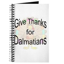 Thanks for Dalmatian Journal