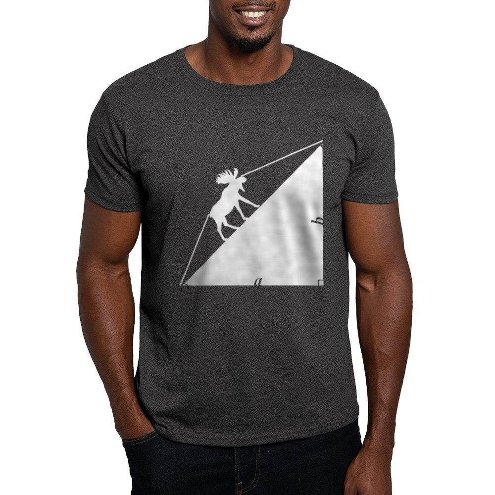 721770925 CafePress Math Joke Hypotemoose Dark T Shirt 100/% Cotton T-Shirt