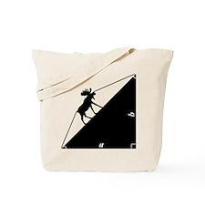 Math Joke Hypotemoose Tote Bag