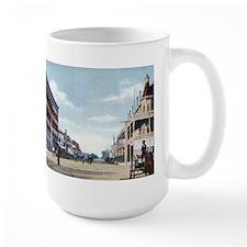 Downtown Phoenix in 1900 Mug