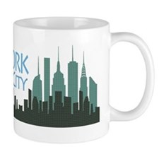 New York City Skyline Mug