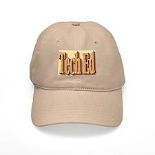 """""""Tech Ed Wood"""" Baseball Cap"""