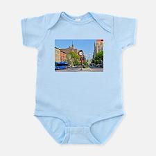 Albany, New York Energy Infant Bodysuit