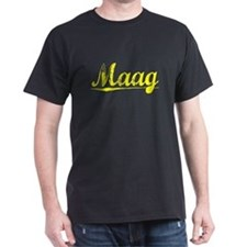 Maag, Yellow T-Shirt