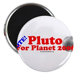 Vote - Pluto For Planet 2006 Magnet