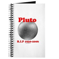 Pluto - RIP 1930-2006 Journal