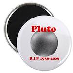 Pluto - RIP 1930-2006 Magnet