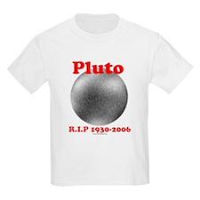 Pluto - RIP 1930-2006 Kids T-Shirt