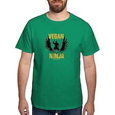 Vegan Ninja Wings T-Shirt