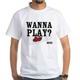 Dexter Mens White T-shirts