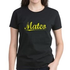 Mateo, Yellow Tee