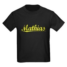 Mathias, Yellow T