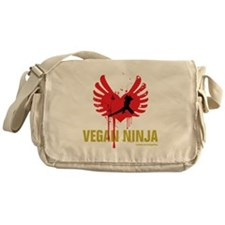 Kunoichi Heart Messenger Bag