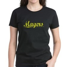 Mayers, Yellow Tee