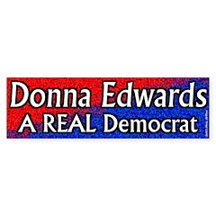 Donna Edwards for Congress Bumper Bumper Sticker